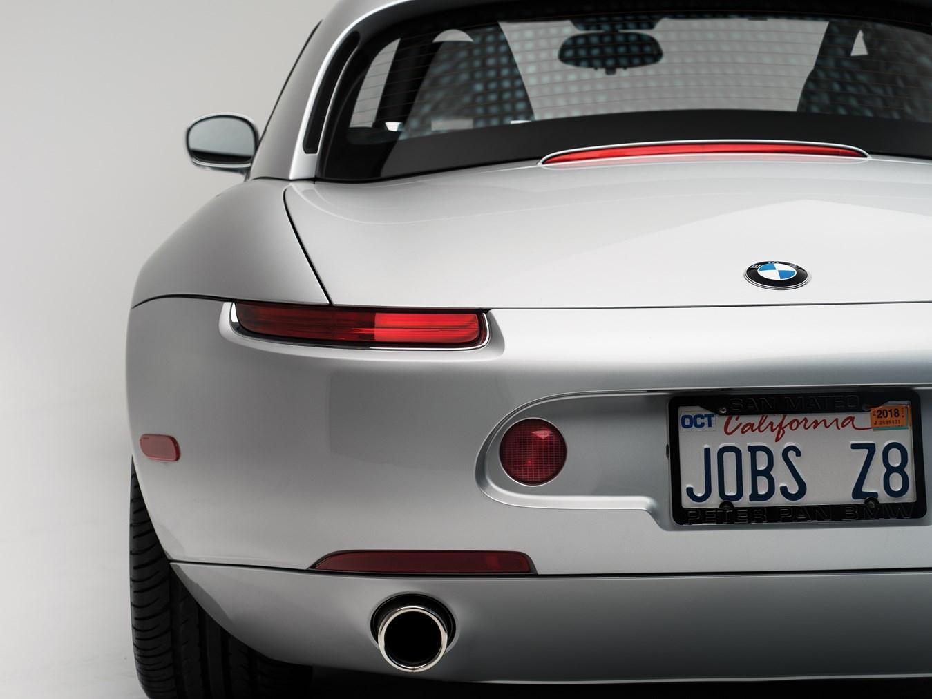 Steve Jobs BMW