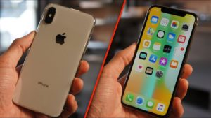 Hands-on do iPhone X