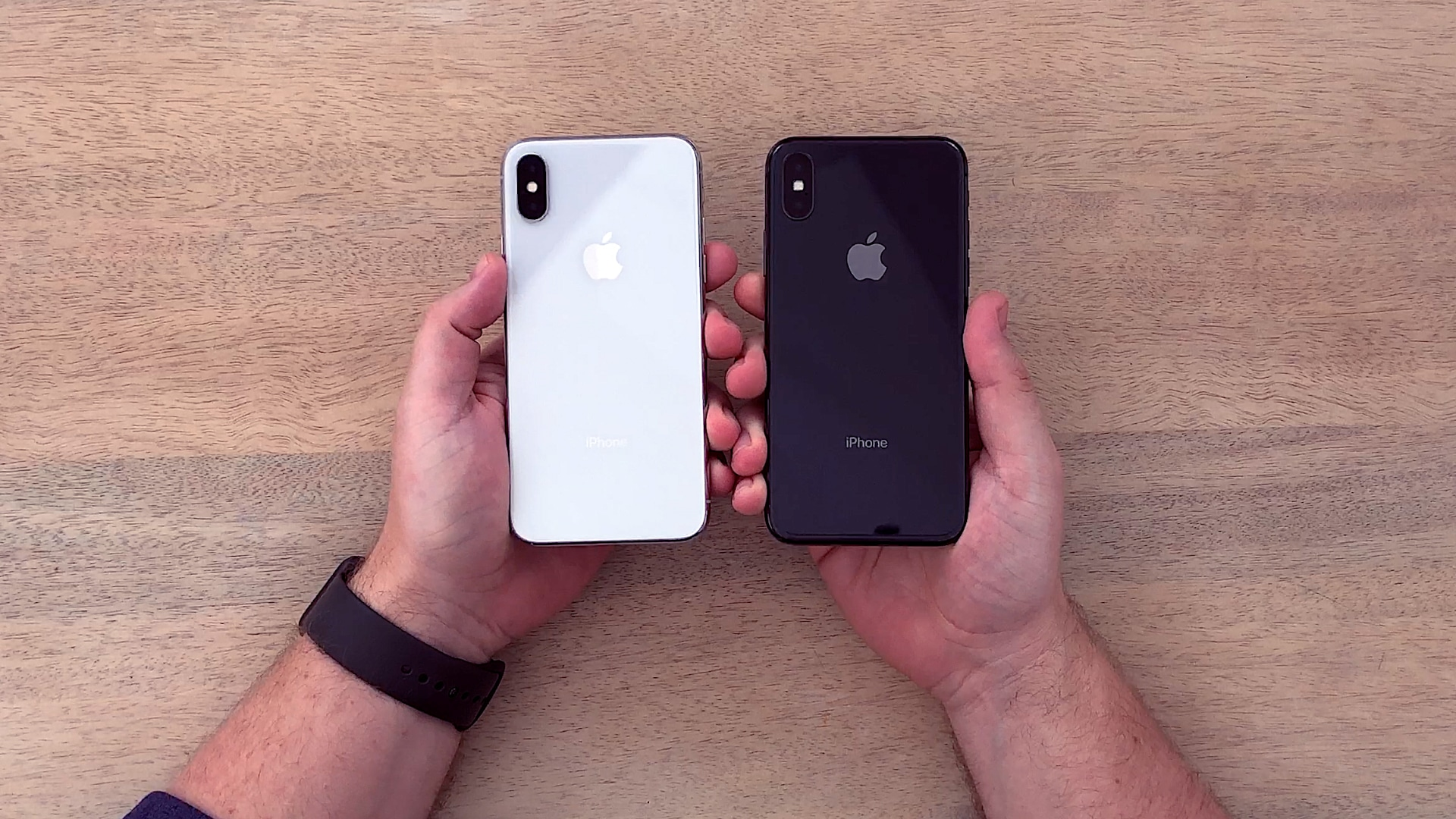 Unboxing do iPhone X