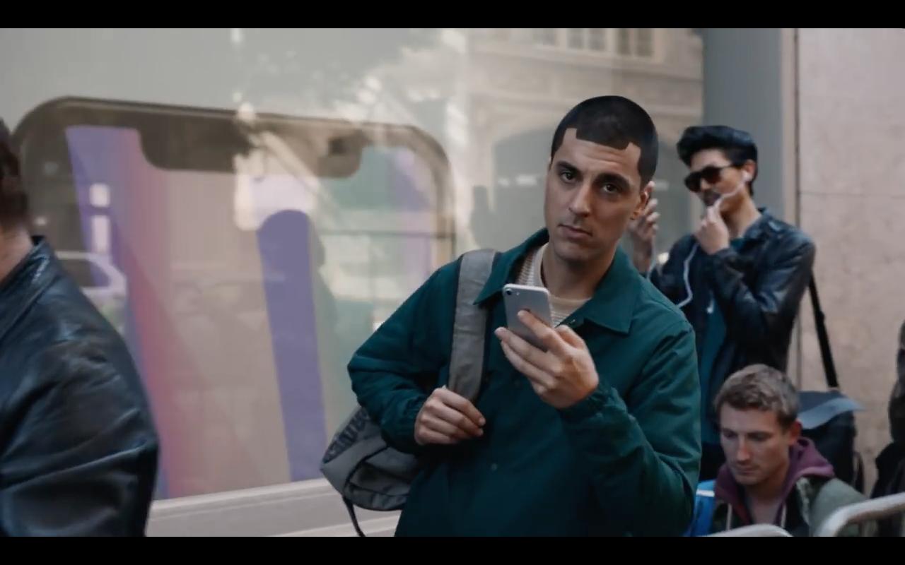 Comercial da Samsung atacando o iPhone