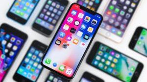 Evolução Design todos os iPhones