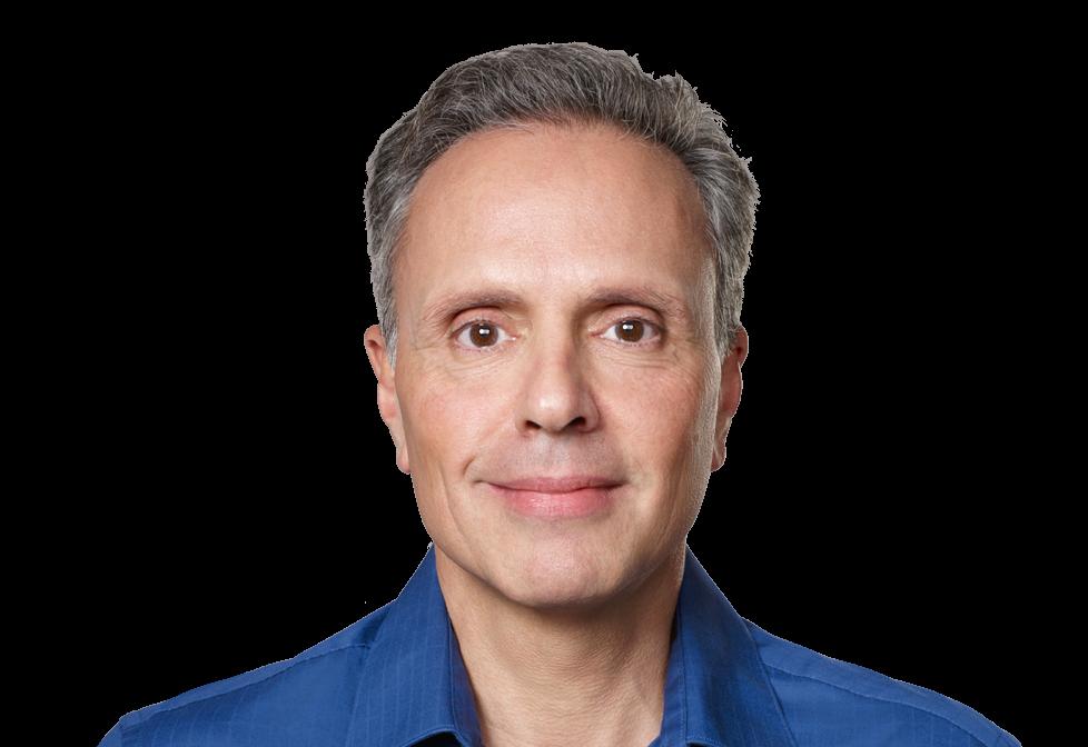 Johny Srouji, vice-presidente sênior de tecnologias de hardware da Apple
