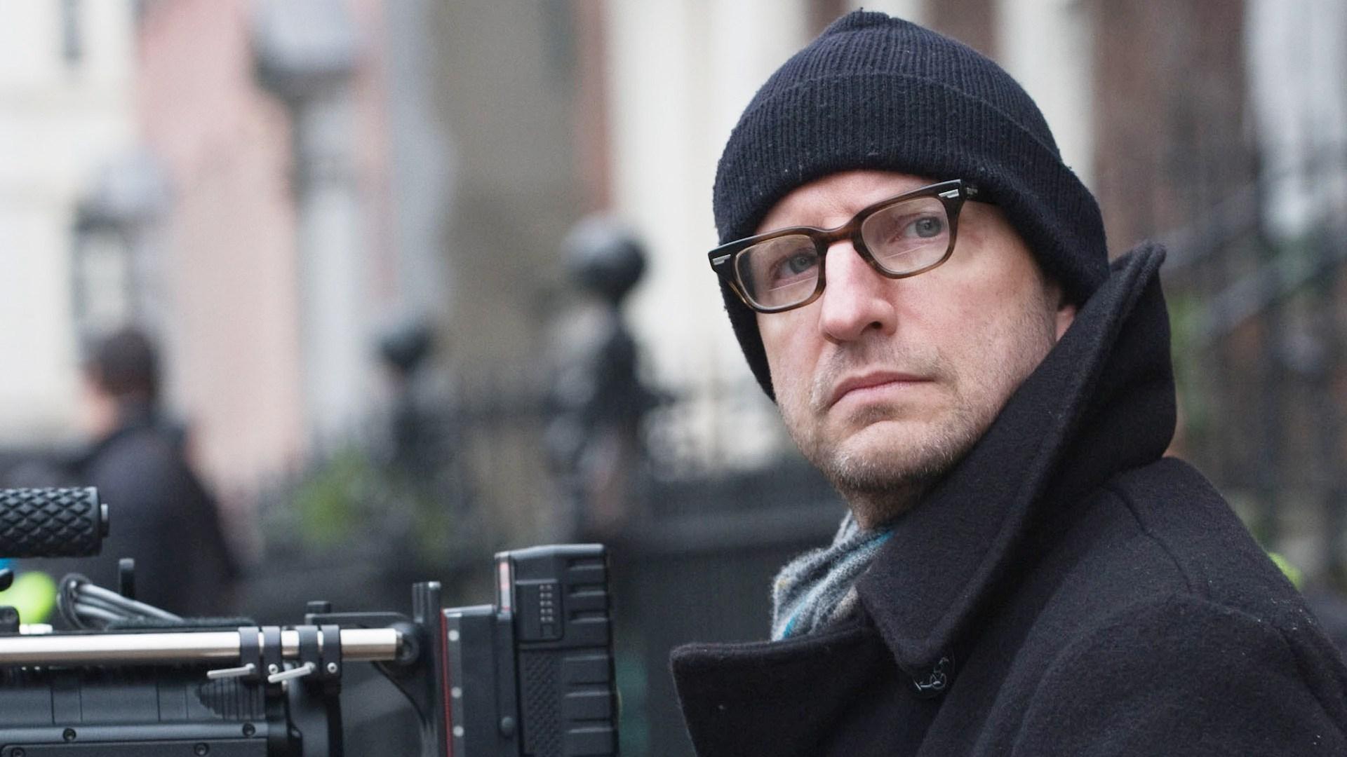 Diretor de cinema Steven Soderbergh