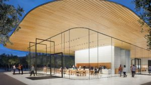 Centro de Visitantes do Apple Park
