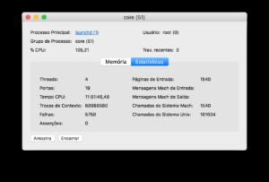Módulo de Segurança de bancos detonando Macs