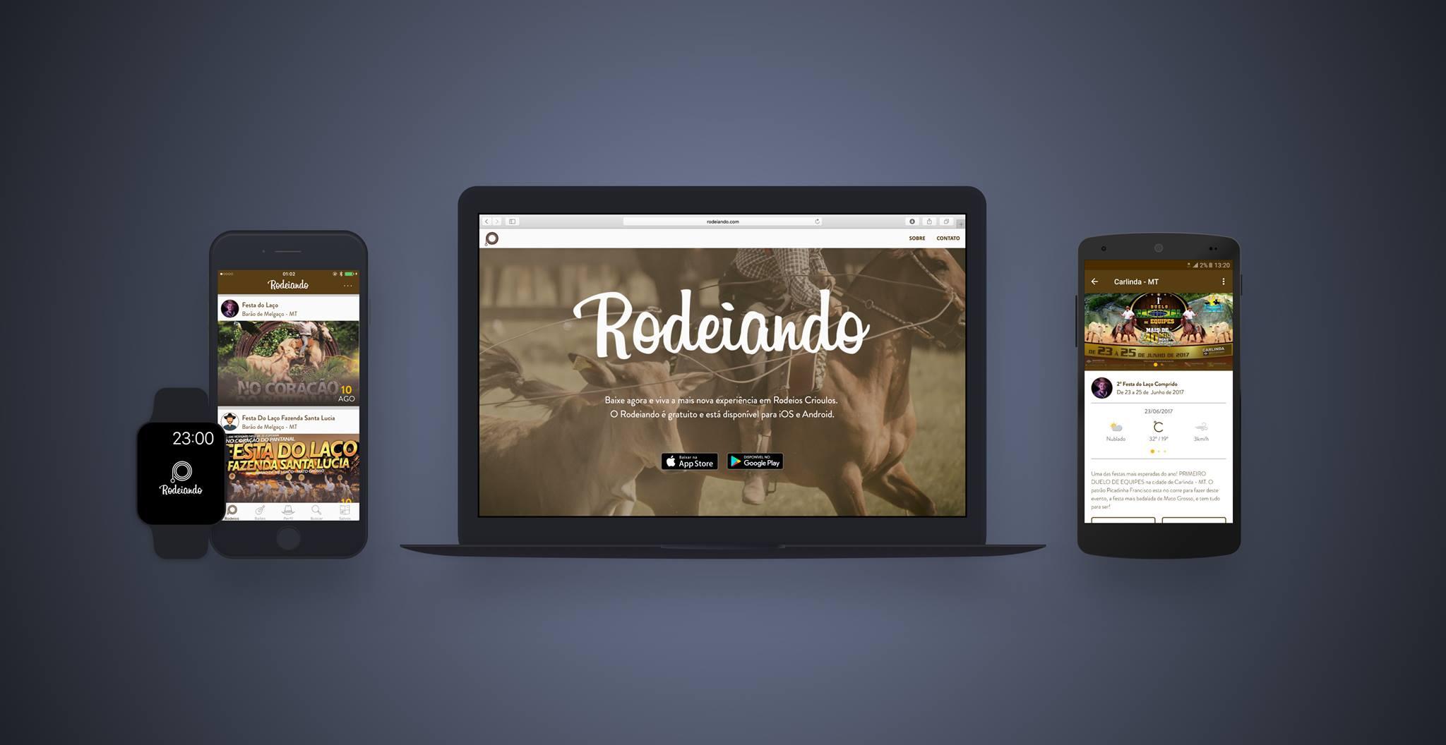 App Rodeiando