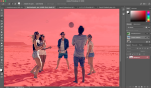 Novo recurso do Photoshop, Select Subject