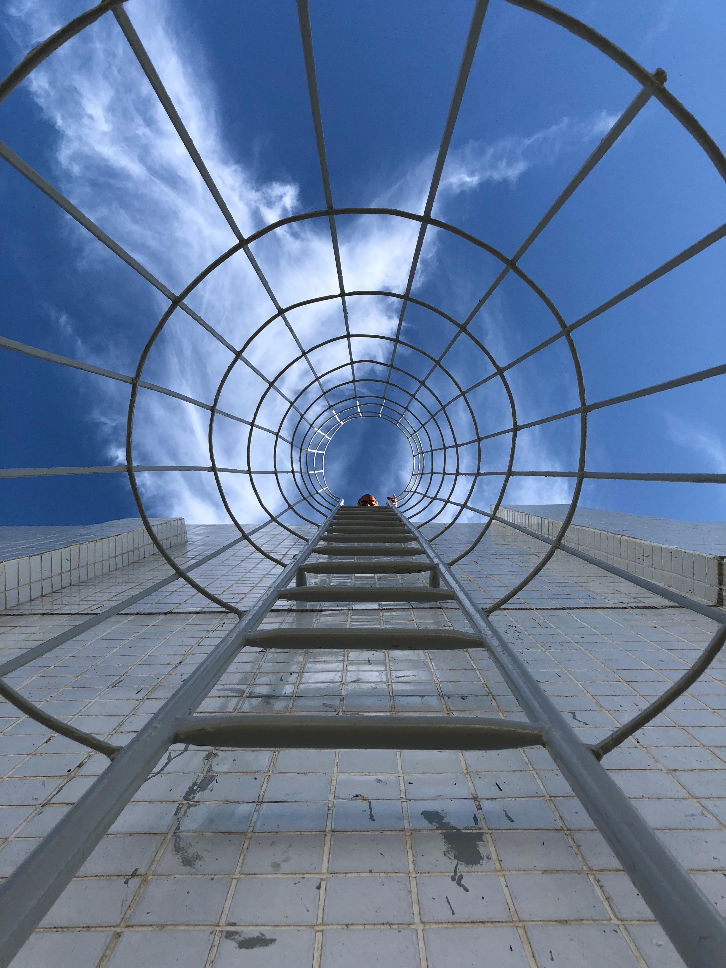 Exemplo de foto tirada com a lente grande angular do iPhone X