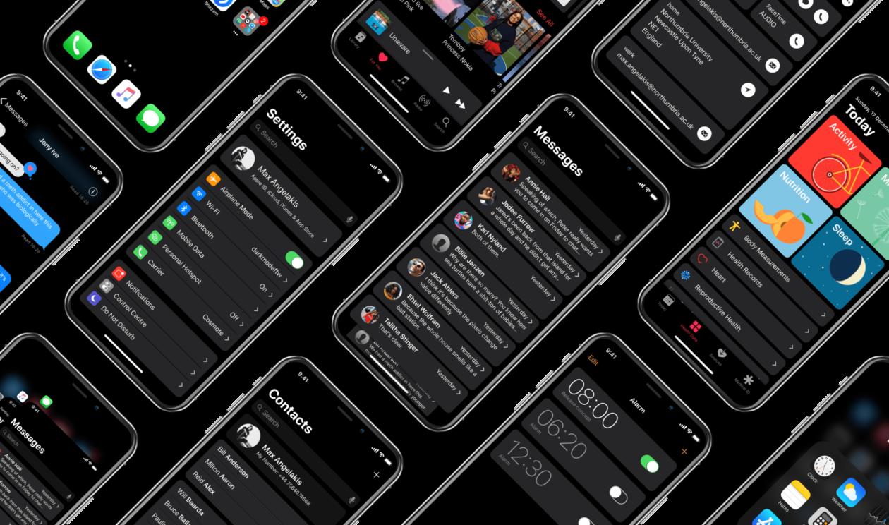 iOS 13 virá com Modo Escuro, Mail mais inteligente, app Lembretes redesenhado e mais!
