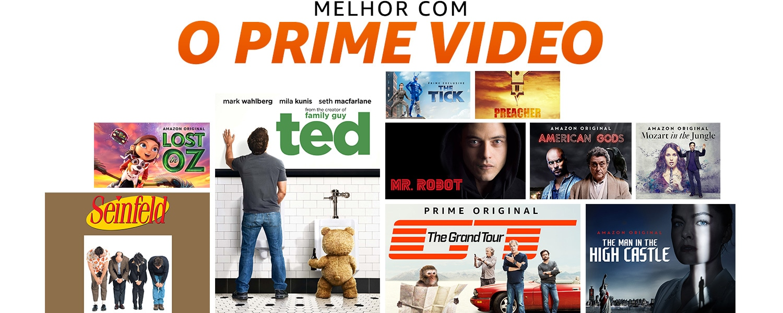 Fire TV Stick - Amazon Prime Video