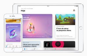 App Store do iOS 11