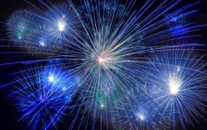 Fogos de artifício (Ano Novo)