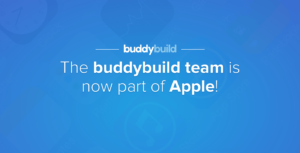 Apple compra a buddybuild