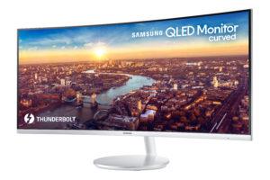 Monitor Samsung Thunderbolt 3