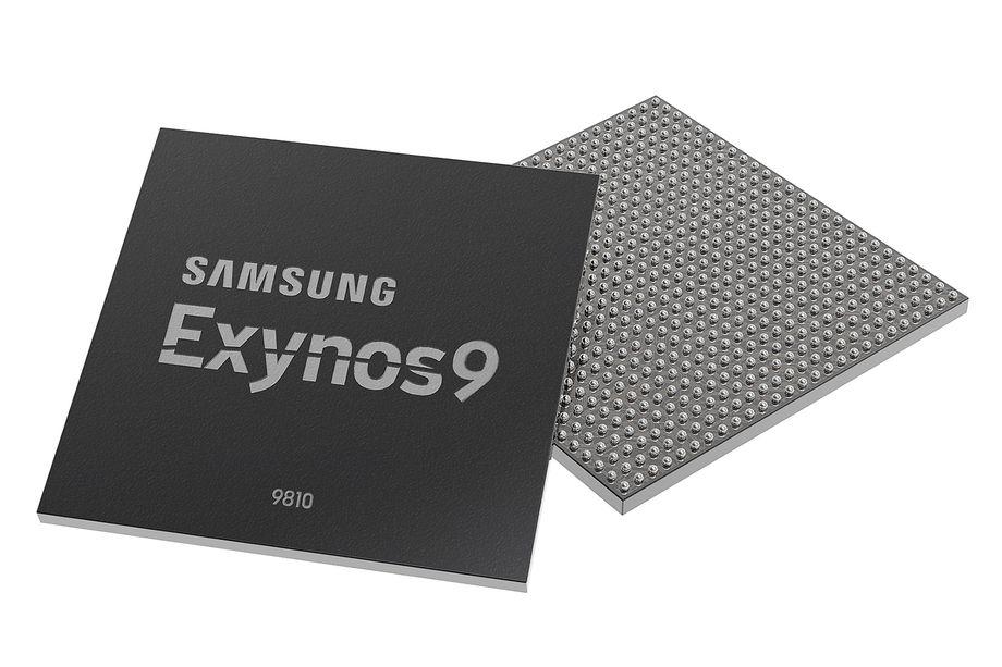 Novo chip Exynos 9810, da Samsung