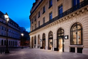 Apple Opéra em Paris