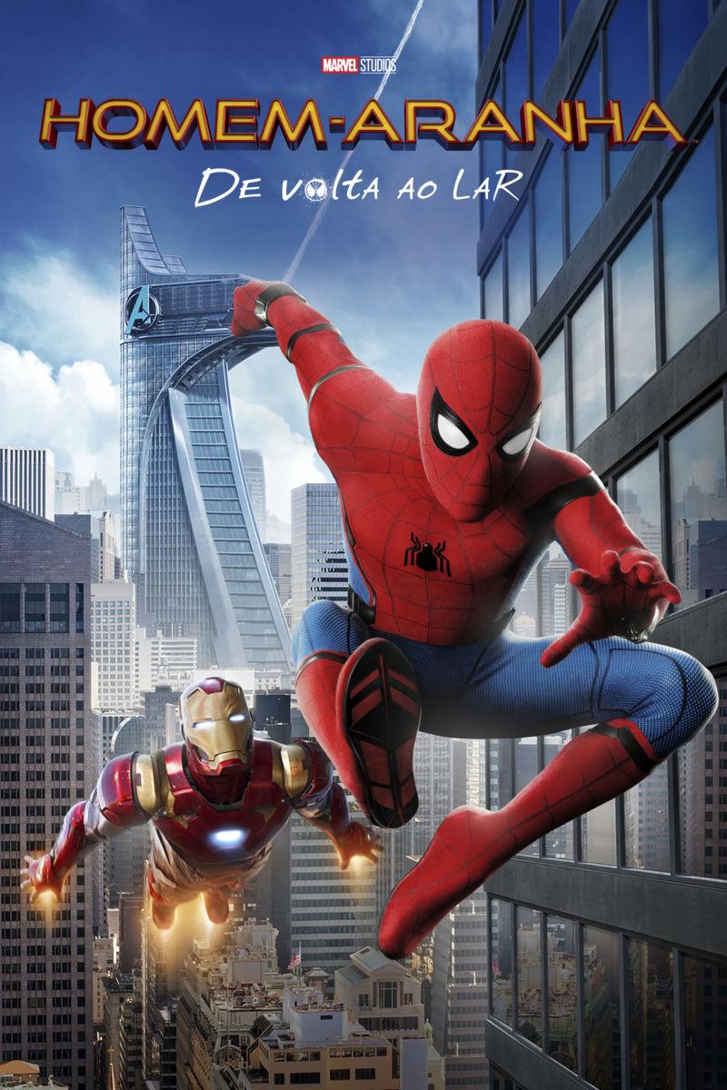 Filme - Homem-Aranha - De Volta Ao Lar