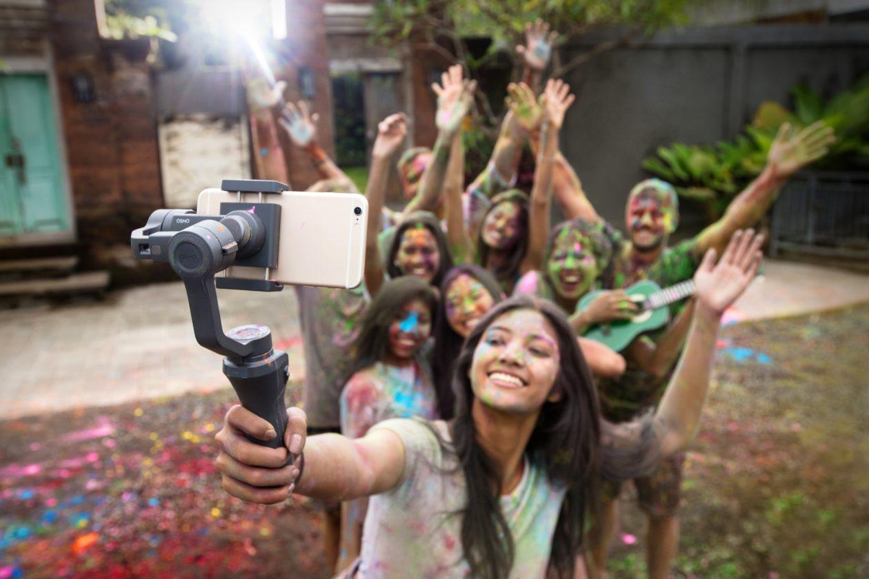 CES 2018: DJI apresenta novos estabilizadores de câmera, incluindo um bem acessível para smartphones