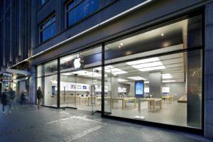 Apple Bahnhofstrasse