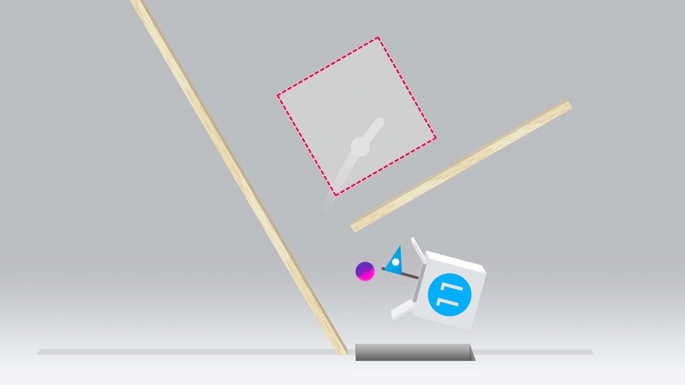 Jogo Trick Shot para iOS