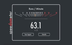 Speedomenter 2.0