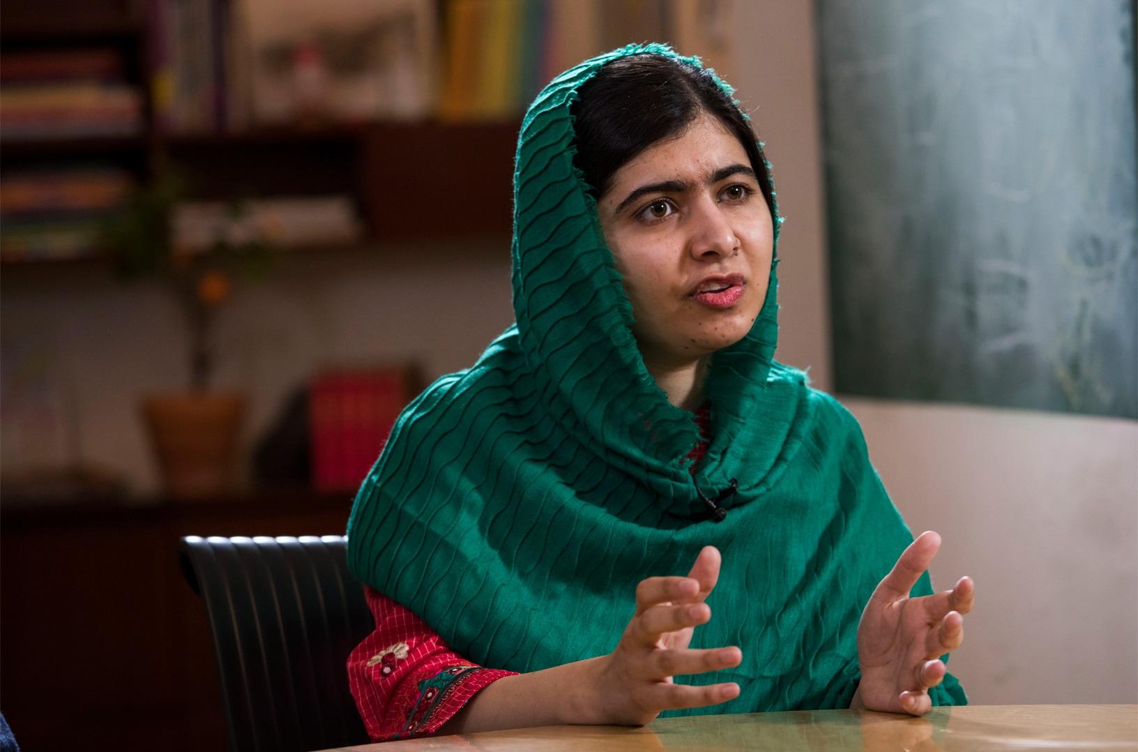 Apple se junta ao Fundo Malala