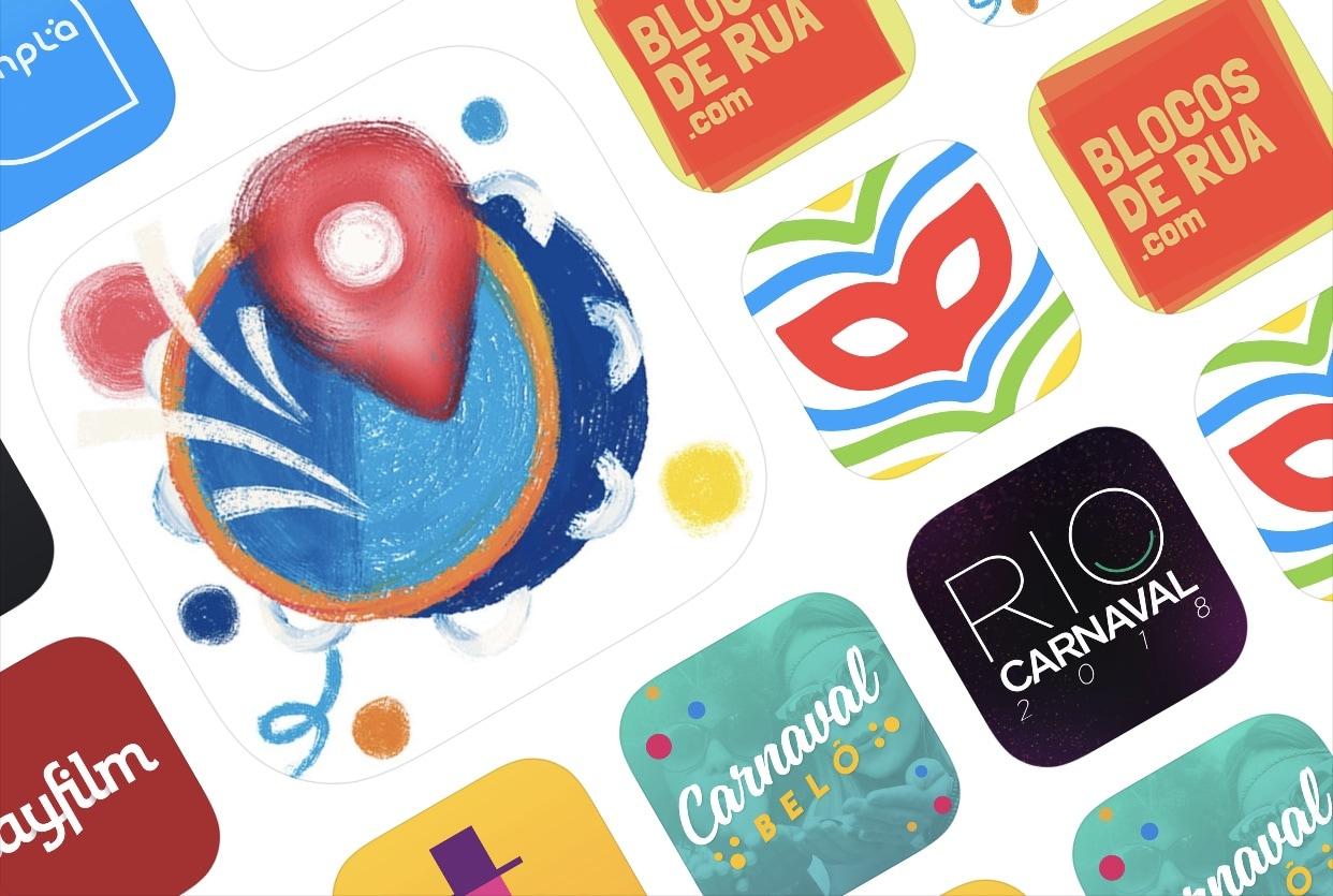 Apps - Carnaval 2018