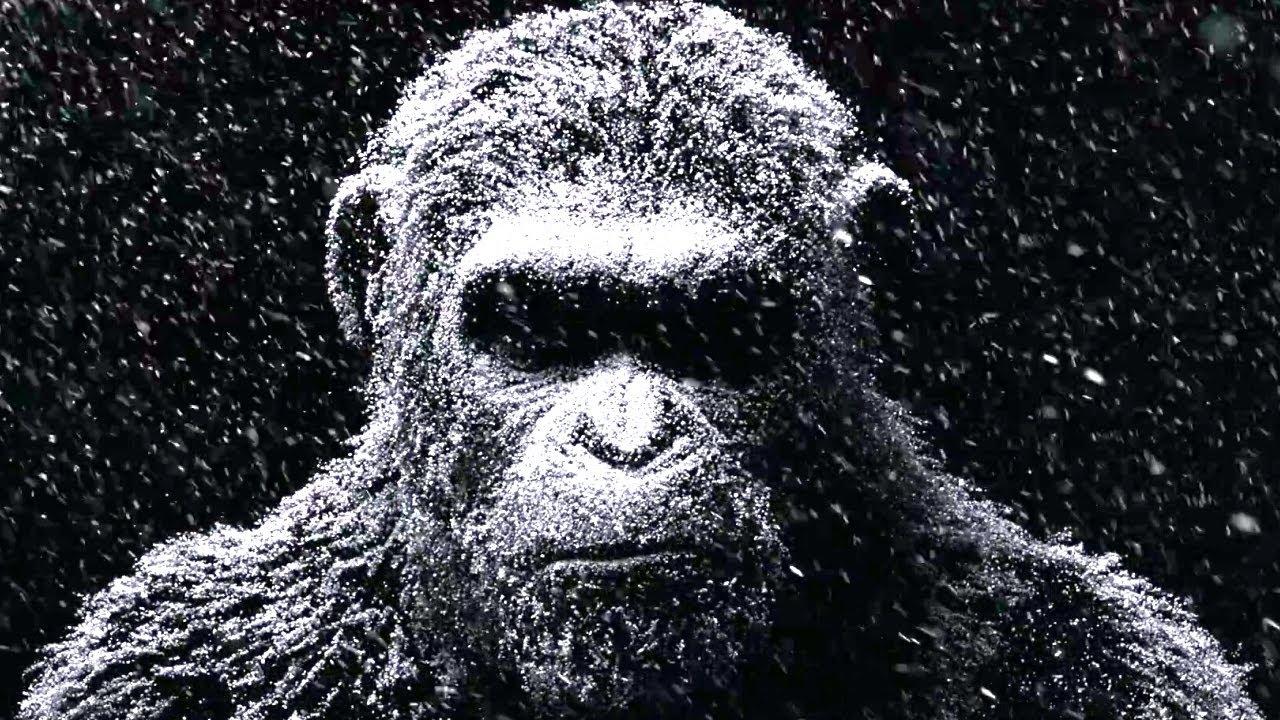 """Imagem do filme """"Planeta dos Macacos - A Guerra"""""""