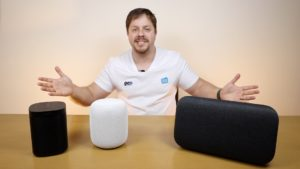 Concorrentes do HomePod