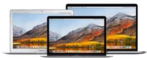 MacBooks Linha 2017