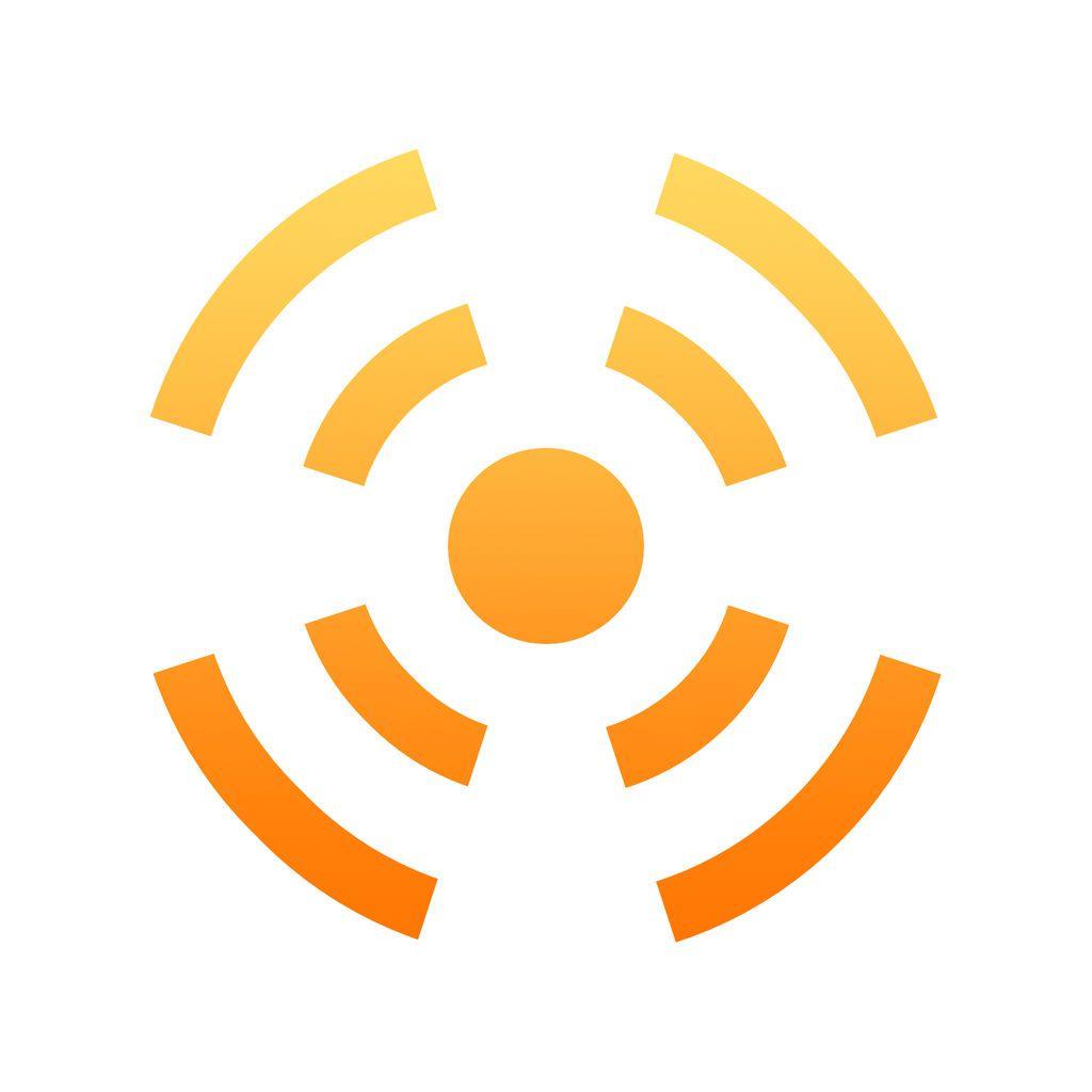 Ícone do app HardCast para iOS