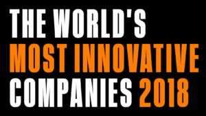 Fast Company - World's Most Innovative Companies