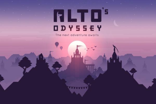 Alto's Odyssey, novo jogo da desenvolvedora Snowman
