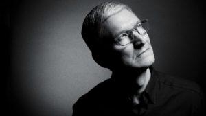 Tim Cook em entrevista para a Fast Company
