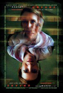 """Pôster de """"Unsane"""", filme de Steven Soderbergh totalmente gravado num iPhone"""