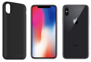 uice pack air para iPhone X, da mophie