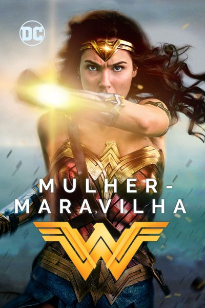 Filme - Mulher Maravilha