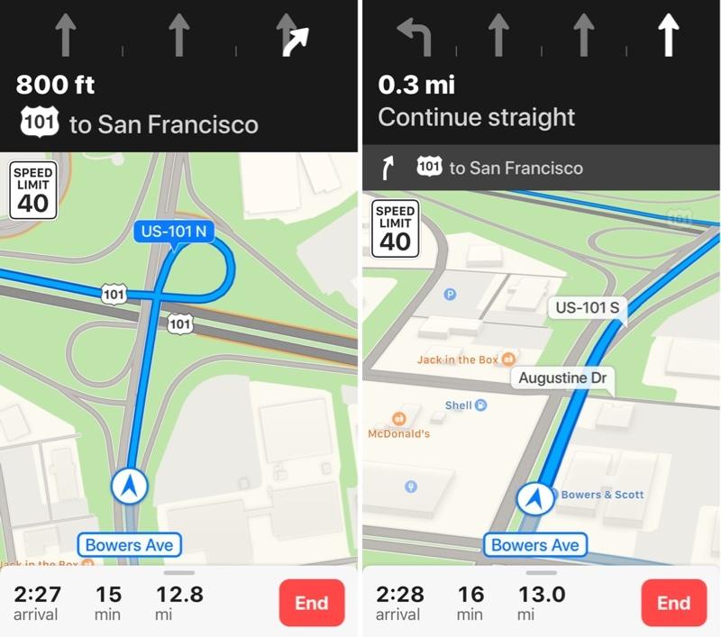 Mapas - Orientação de pista