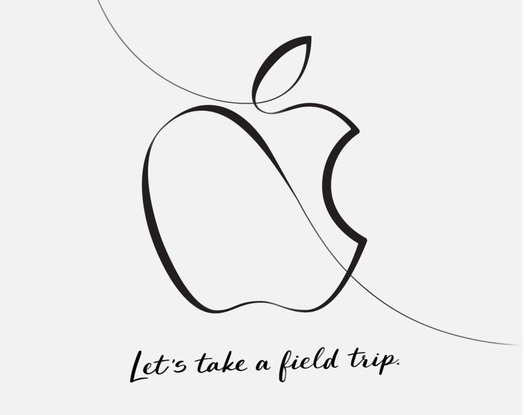 Evento da Apple focado em educação