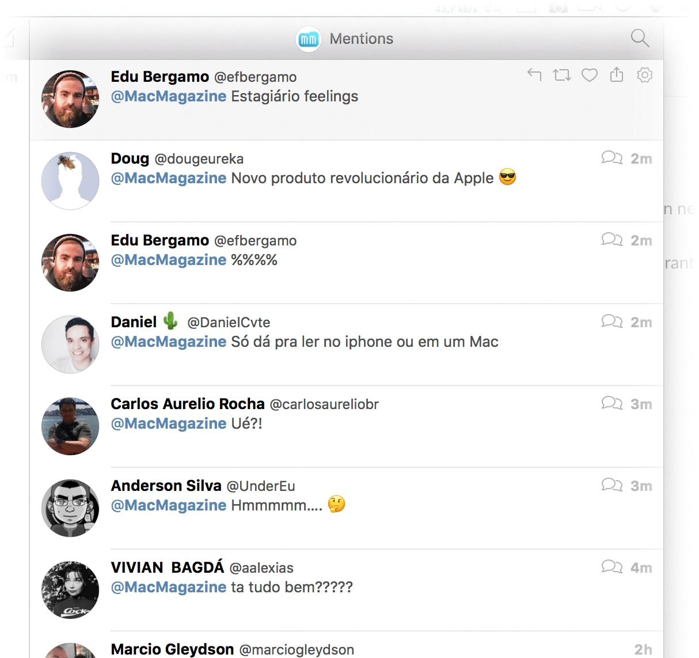 Problema do app Blogo com o WordPress