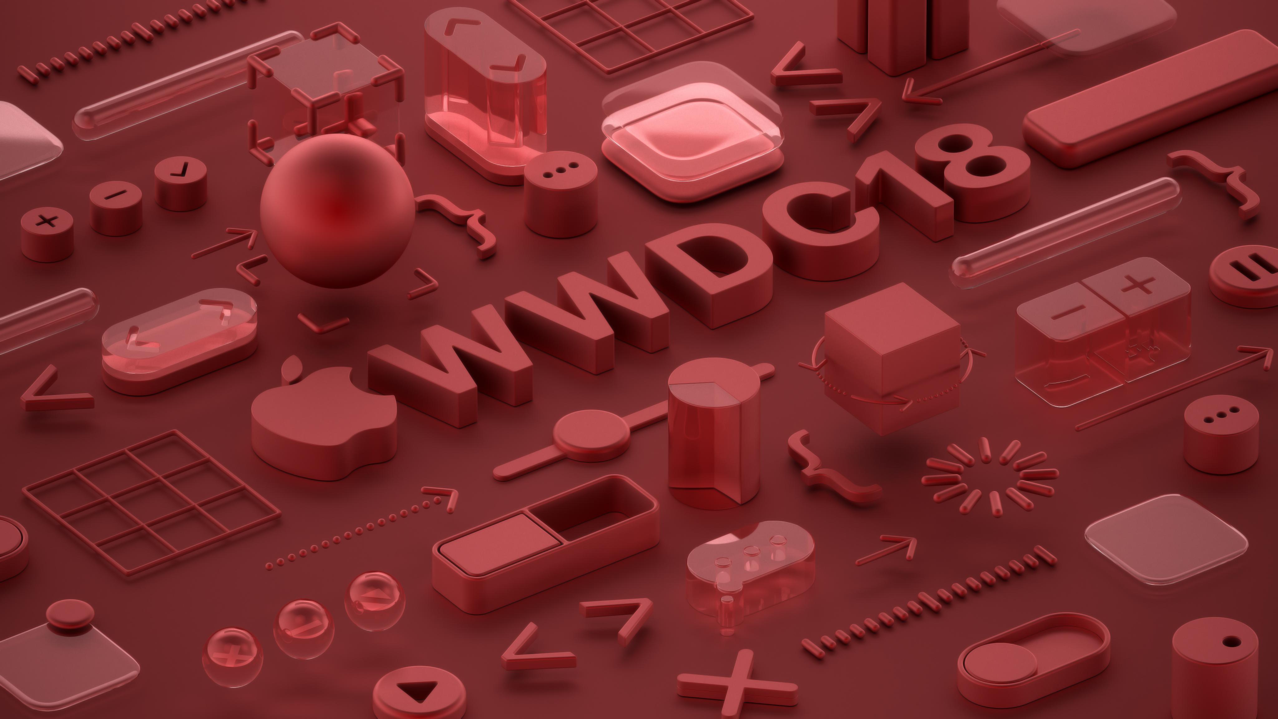 Wwdc Wallpaper 4k: Confira Mais Wallpapers Da WWDC 2018, Agora Para Macs
