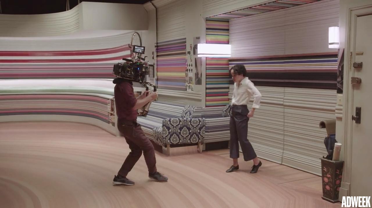 Making-of do comercial do HomePod dirigido por Spike Jonze