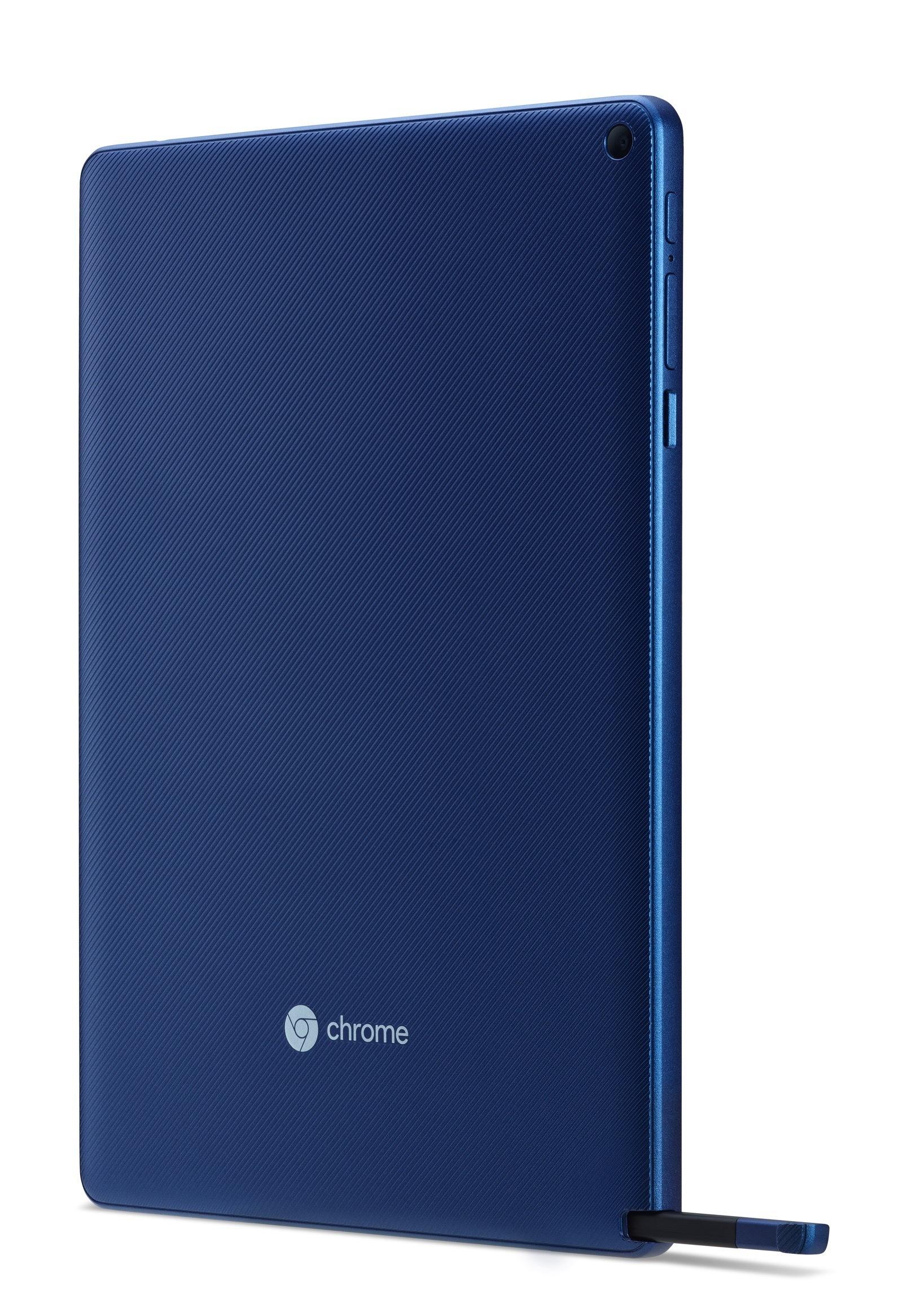 Chromebook Tab 10, tablet da Acer rodando Chrome OS