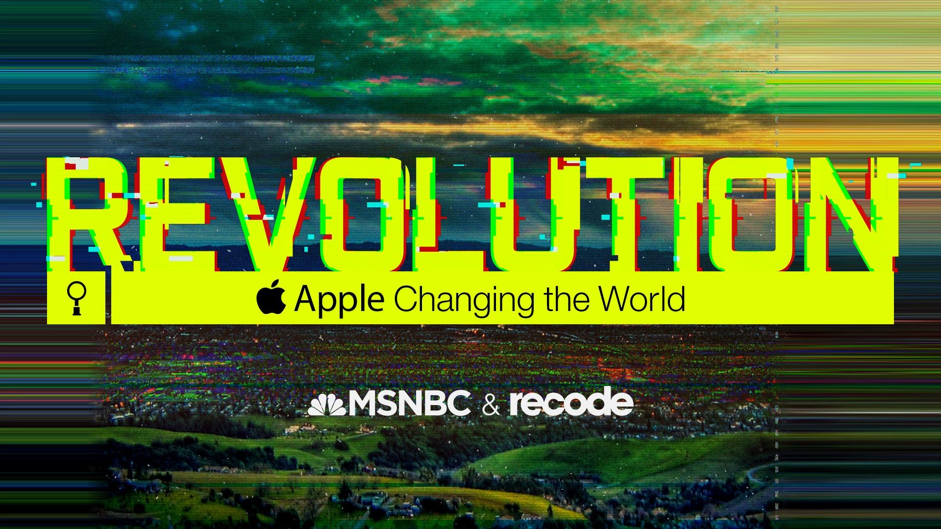 Revolution, seria de entrevistas da MSNBC e do Recode