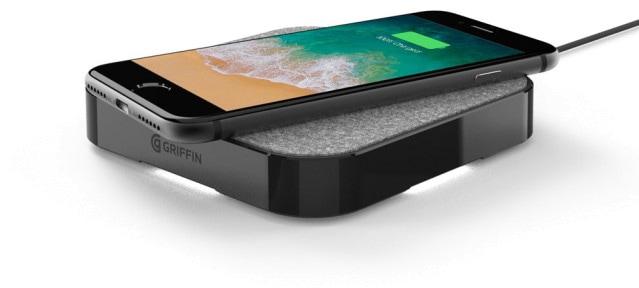 Griffin PowerBlock Wireless Charging Pad