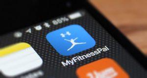 MyFitnessPal iOS ícone —TechCrunch
