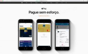 Apple Pay no Brasil adiado para o final de 2018 … #diadamentira