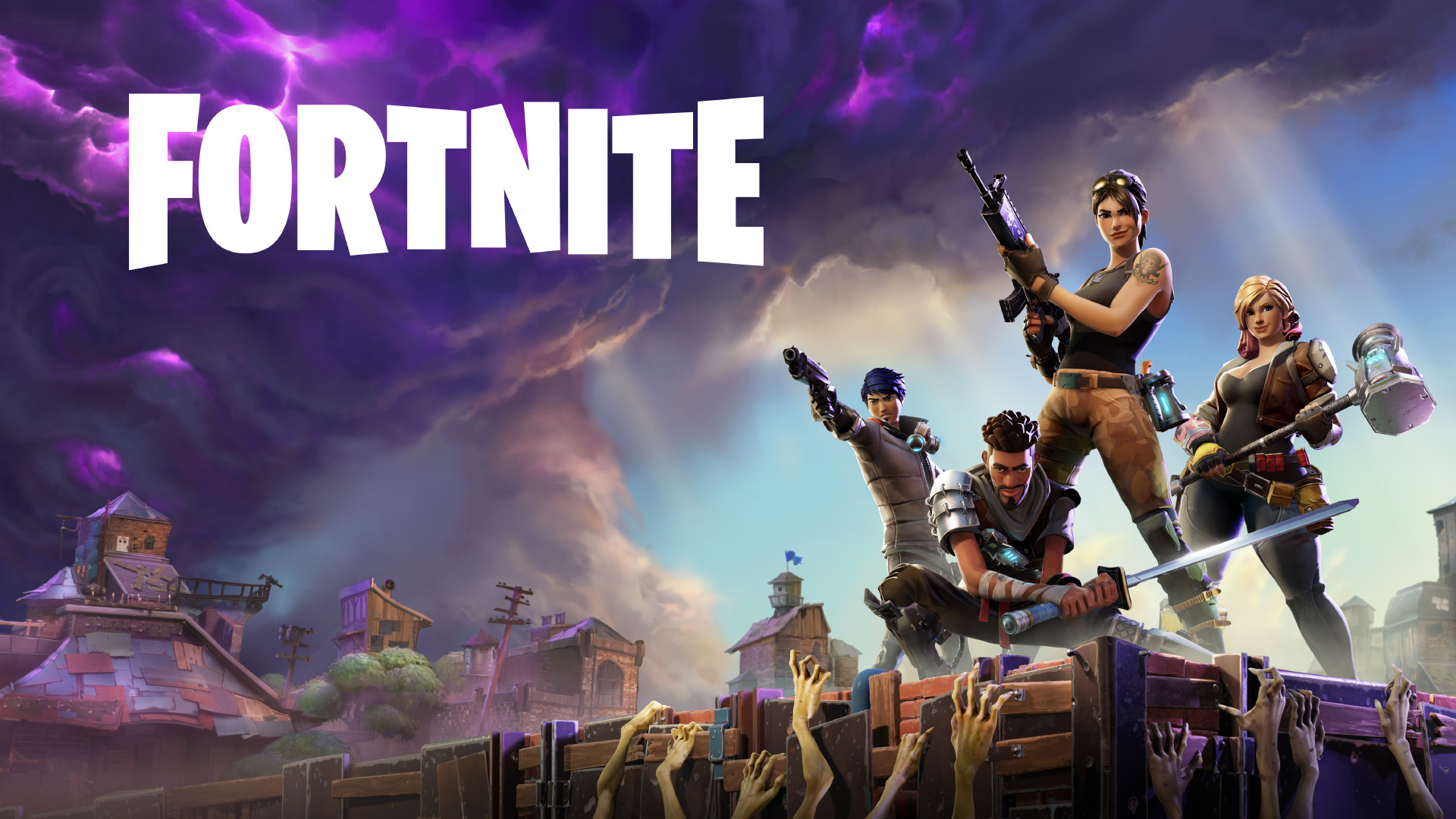 Jogo Fortnite Battle Royale para iOS