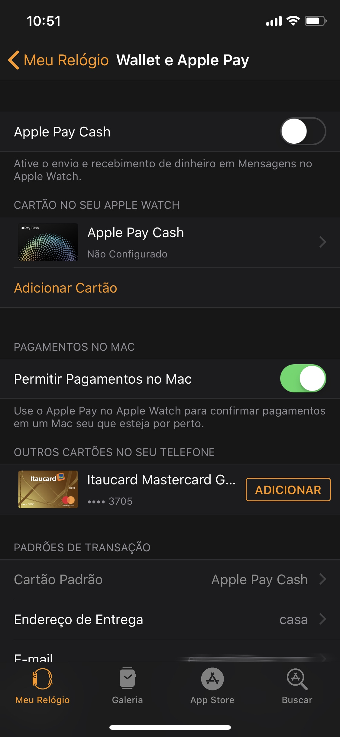 Tutorial: cadastrando um cartão de crédito no Apple Pay (iPhone)