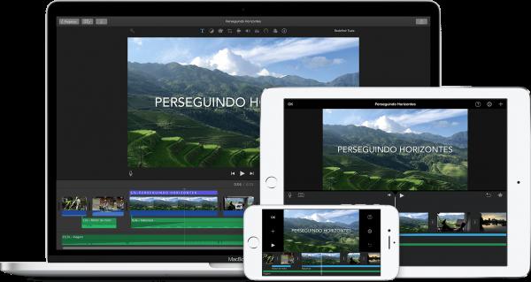 iMovie para macOS
